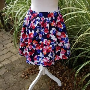 Express Floral Skirt.  Absolutely Stunning!